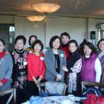中半島家庭服務處 表彰華裔志願者