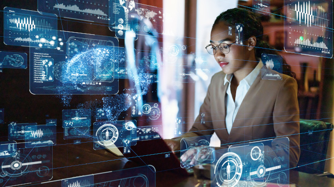 LinkedIn預測,美國明年最熱門的職務是人工智能專員。(Getty Images)
