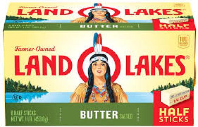 Land O'Lakes奶油 (網路圖片)