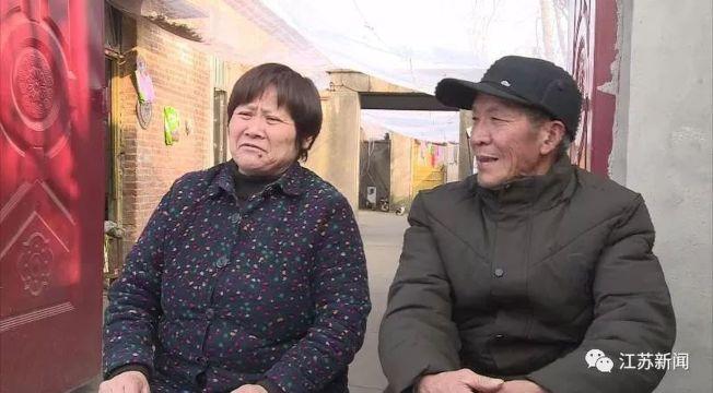 蔡洪運與王慶平。(取材自江蘇新聞)