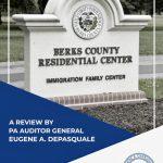 賓州主計長促關閉伯克郡移民拘留所