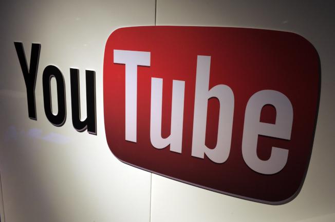 YouTube將刪除基於種族、性取向或其他公然侮辱的視頻。(Getty Images)