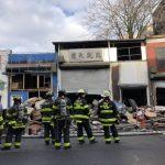 日落公園華人倉庫4級火 大批電器焚毀