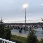 川普賓州集會 3萬人潮破表