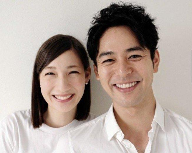 妻夫木聰發感謝聲明,宣布升格當爸。(取材自微博)