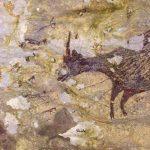 距今4萬4000年 考古學家發現世界最早故事壁畫