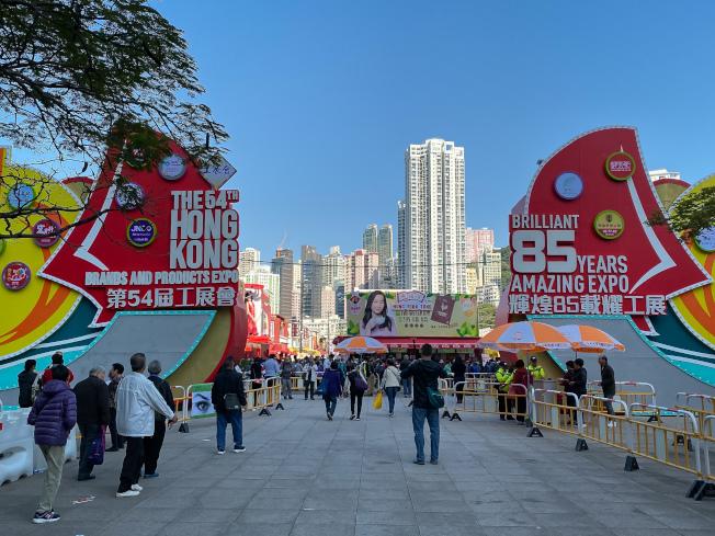 惠譽表示目前沒有證據顯示社會動盪會損害香港作為全球金融中心的地位。(中新社)