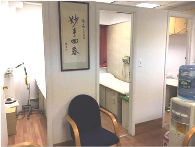 法拉盛黃金大廈二十年中醫診所轉讓。