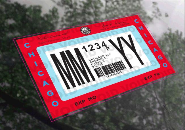 到12月16日止,凡積欠芝加哥汽車貼紙罰款者,均可申請豁免。(取自芝加哥書記官官網)
