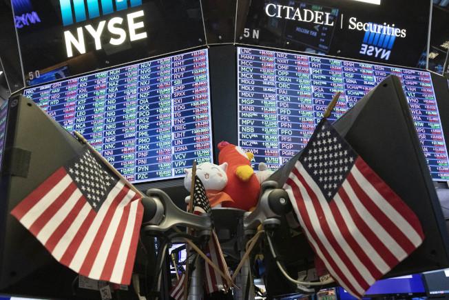 2020年市場動盪將繼續存在,但美股可能會進一步攀升。(美聯社)