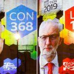 英國會大選 保守黨可望奪368席 強生掃脫歐障礙