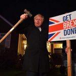 英國保守黨大獲全勝 脫歐黨助攻可能奏效