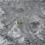 懷特島火山噴發4日 紐西蘭軍方冒險善後 帶回6具遺體