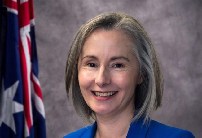 諾伯爾13日被任命為新任澳洲通訊局局長,她是72年來第一位擔任這個重要情報機構領袖的女性。(取材自推特)