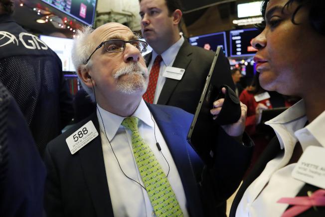 美中宣布達成第一階段貿易協議,華爾街鬆了口氣。(美聯社)