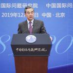 王毅批美國無端打壓中國 籲合作才正確