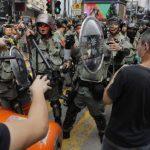 抗爭半年 港警領走9.5億港元加班費