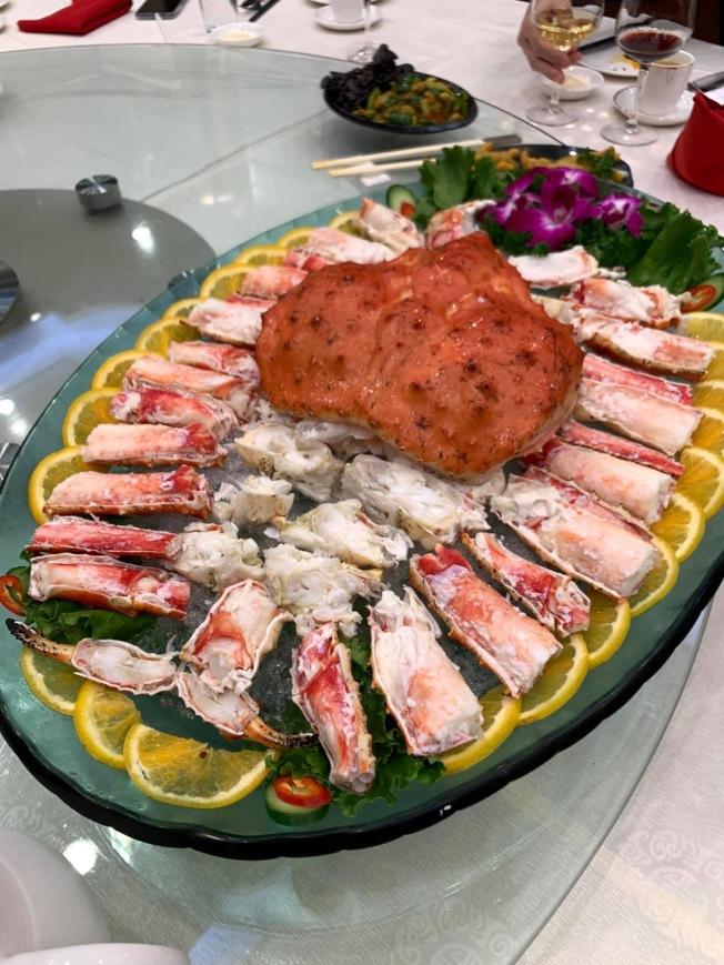 排名63的是位於羅斯密市的鴻德品味( Longo Seafood ),以港式海鮮及點心為主,龍蝦、阿拉斯加大肉蟹、鮑魚、明蝦、烤乳鴿都是它的酒席招牌菜。(讀者翁秀玲提供)