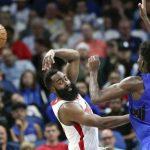 NBA/連兩場轟破50分 哈登狂飆54分屠宰魔術