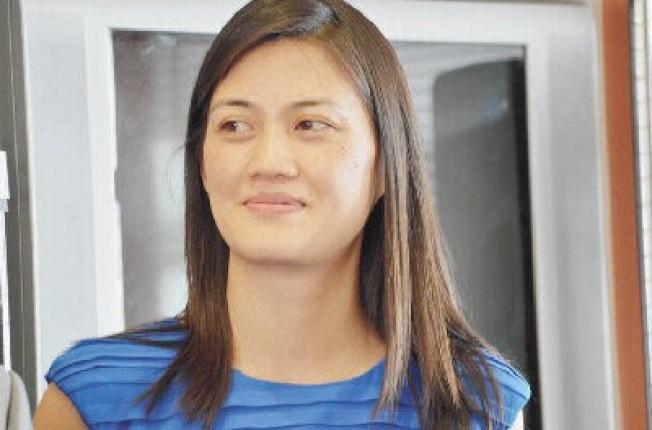 華協中心(CCDC)副主任吳心維(Cindy Wu)。(本報檔案照)