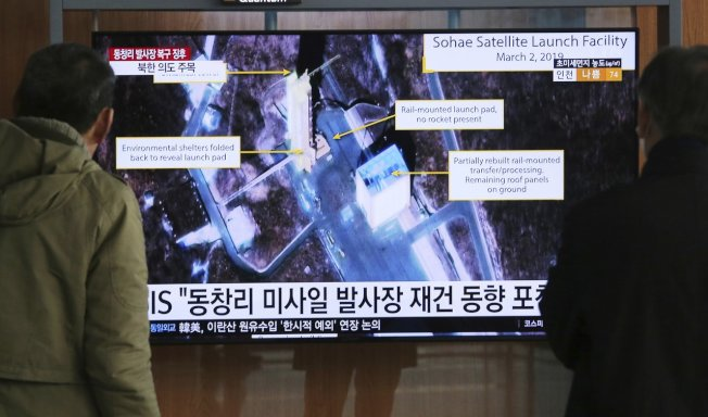 北韓官媒今日報導,北韓14日在西海衛星發射基地進行了另一場「關鍵」測試,以增強戰略性核子嚇阻能力。 美聯社