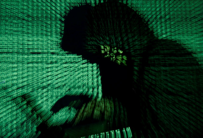 今年已有多個美國政府機構遭到駭客攻擊,有些市鎮付出贖金。(路透)