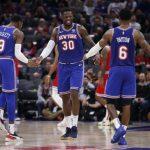NBA/尼克灌錯籃「送分國王」 網友爆笑:是他們會做的事