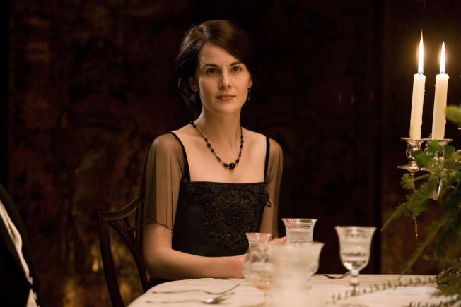 蜜雪兒達柯莉因「唐頓莊園」走紅。(取材自IMDb)