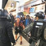 林鄭北京述職 香港示威未停