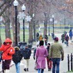 波士頓地區17日通勤 將受冰雪影響