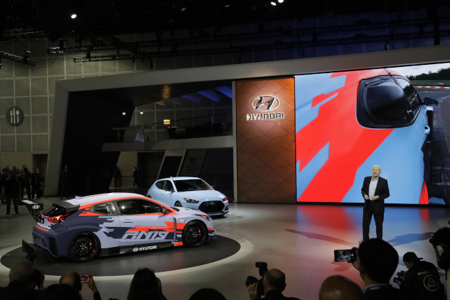 南韓現代汽車在2009年宣布退出日本市場。(美聯社)
