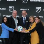 MLS選定夏樂市 打造第30支足球隊