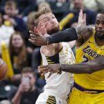 NBA/湖人客場14連勝中斷 都怪詹姆斯!