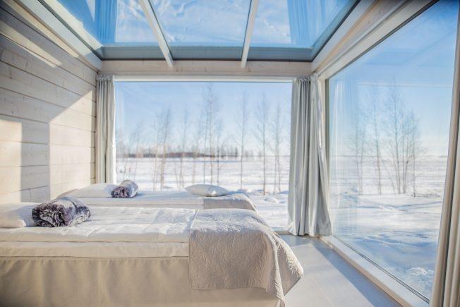 一生必看一次!住玻璃屋搭雪橇… 極光團高端玩法