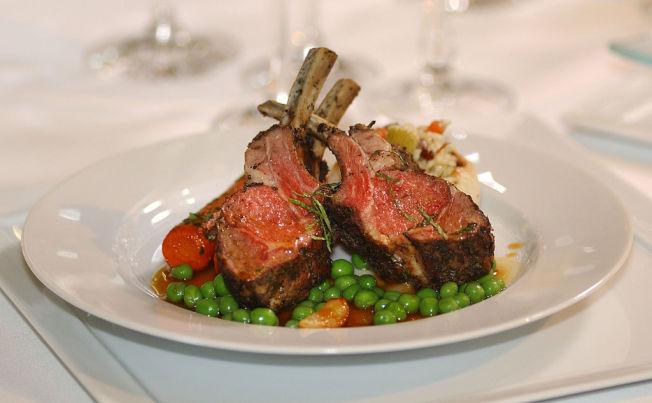 豌豆向來是餐點中的最佳配角。(Getty Images)