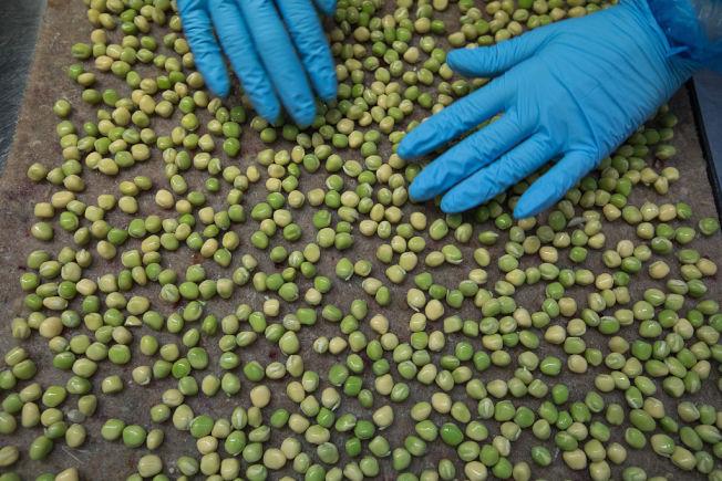 豌豆有很多好處。(Getty Images)