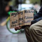 報告顯示:奧蘭多街頭乞者 多數生病有毒癮