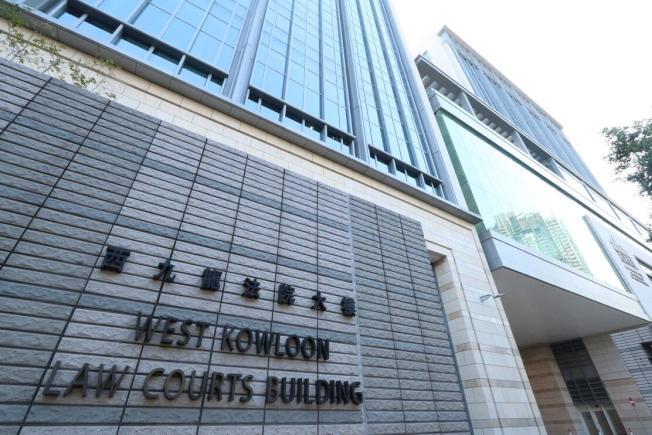 香港西九龍法院大樓外觀。取材自文匯網