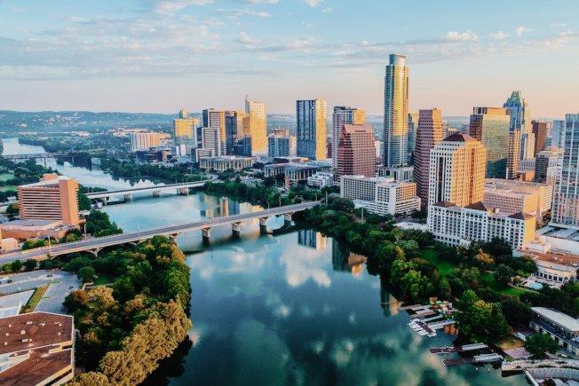 2010年至2019年間,德州奧斯汀的房地產租金漲幅最高,主因是奧斯汀人口不斷增長,造就過去十年內租金成長92.6%。(取自推特)
