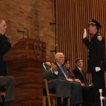 市警晉升禮 2華裔警官掌新職