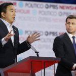 民主黨總統初選辯論 白登變風趣 布塔朱吉亮眼