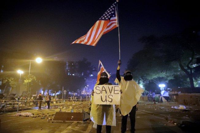 香港专栏作家:只有美国能抗衡中国的影响力