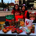 華埠服務中心 發500禮物包送暖