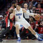 NBA/膝傷退場 甜瓜賽後報平安:下一場我能上