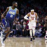 NBA/唐西奇休戰、小哈德威猛轟 獨行俠照樣贏