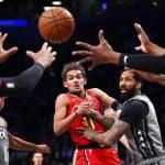 NBA/楊恩猛攻47分 老鷹前3節領先竟遭籃網逆轉