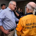 不管野火去度假 澳總理公開道歉