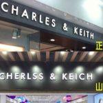 欺負不懂英文?CHARLES & KEITH變山寨店CHERLSS & KEICH