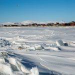 生態災難╱阿拉斯加今年超暖 白令海冰層只剩3分之1