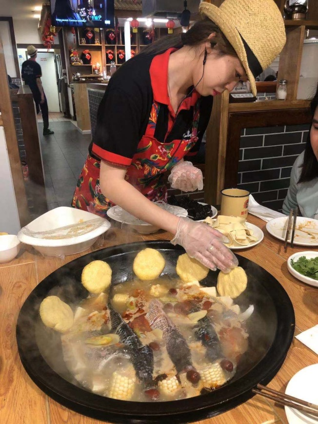 薪資調漲可能對華裔餐營業帶來影響。(記者張越/攝影)